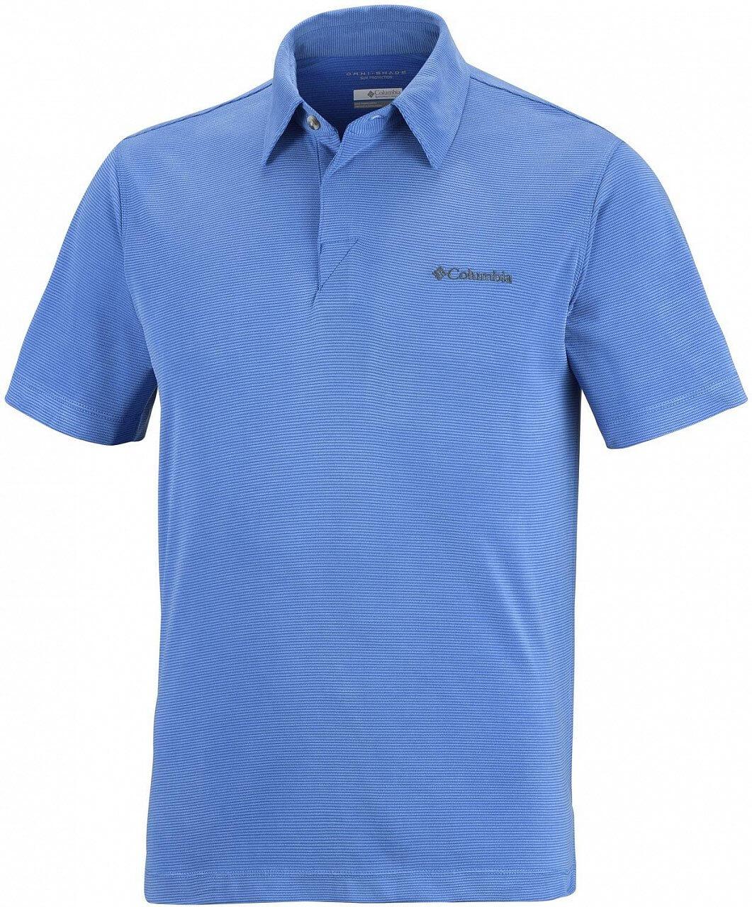 Pánské tričko Columbia Sun Ridge Polo
