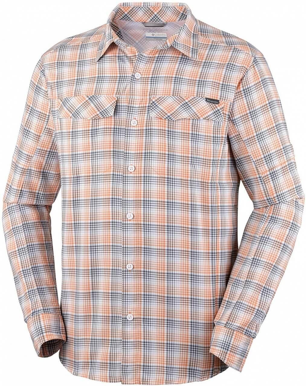 Pánská košile Columbia Silver Ridge Plaid Long Sleeve Shirt