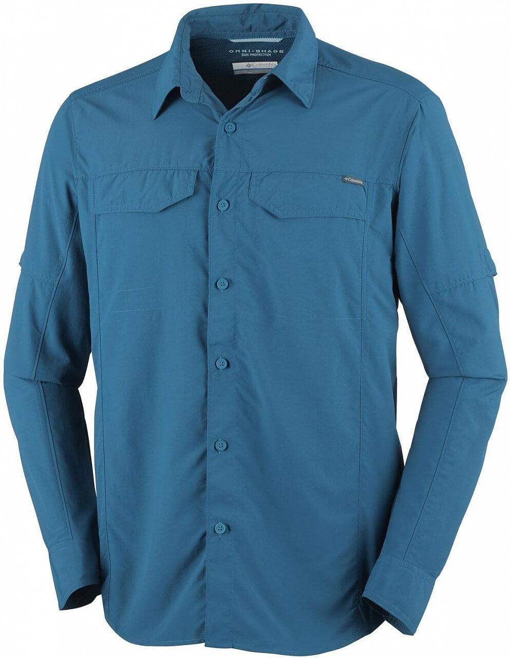 Pánská košile Columbia Silver Ridge Long Sleeve Shirt