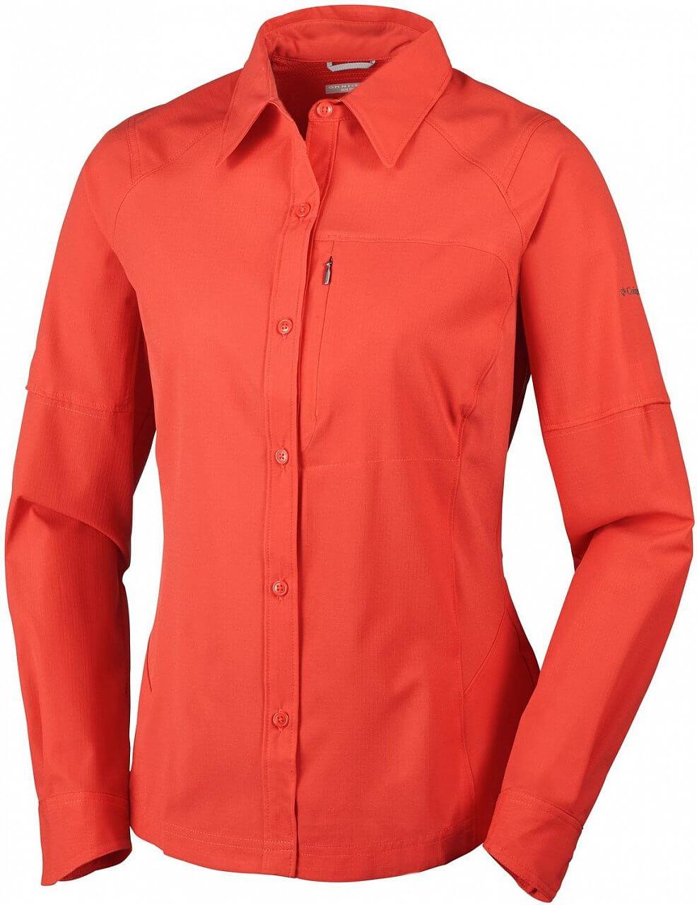 Dámská košile Columbia Silver Ridge Long Sleeve Shirt