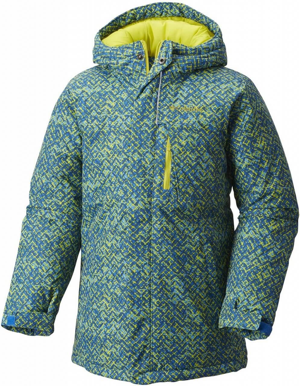 Dětská bunda Columbia Alpine Free Fall Jacket