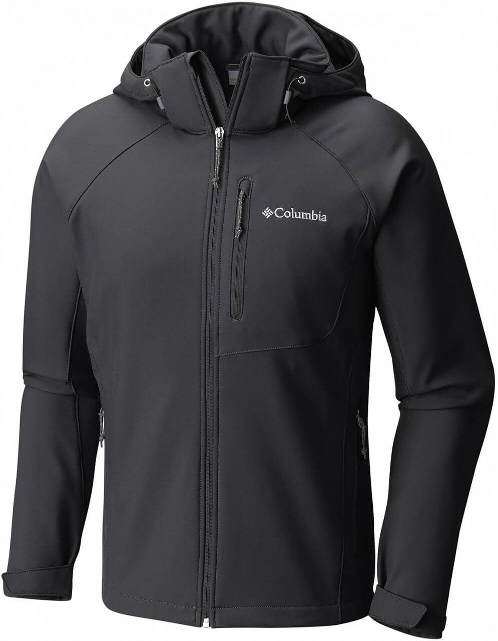 Pánská softshellová bunda Columbia Cascade Ridge II Softshell