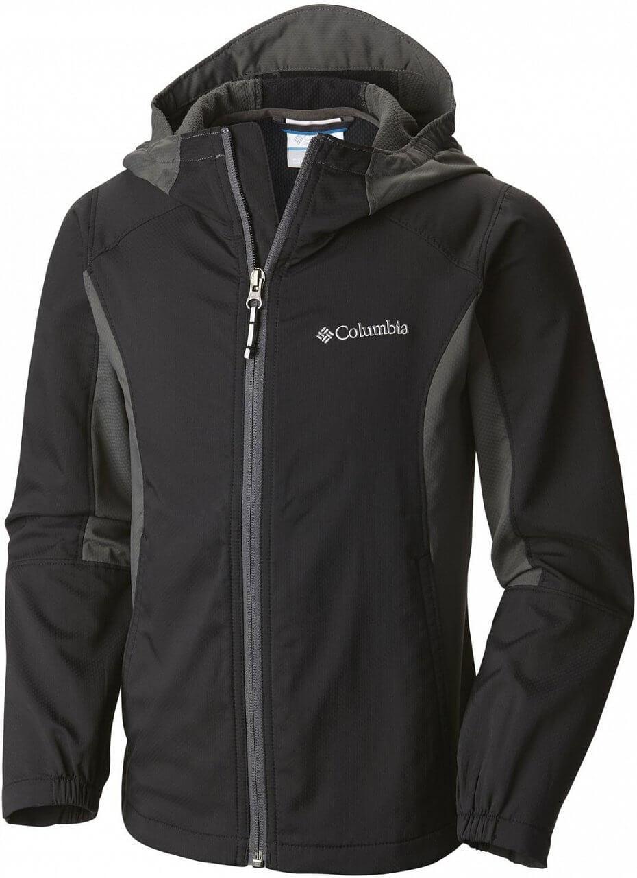 Dětská bunda Columbia SplashFlash II Hooded Softshell Jacket