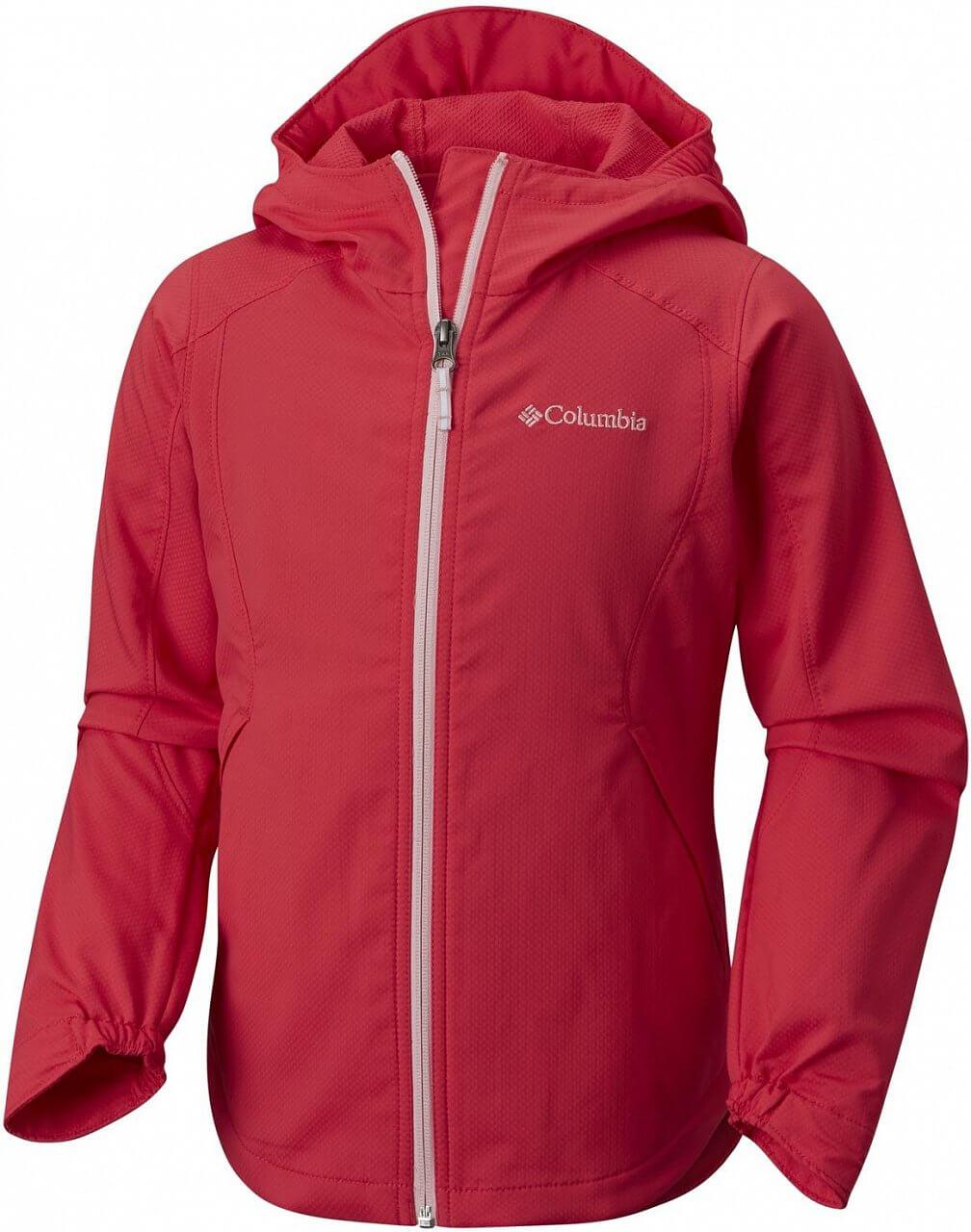 Dětská bunda Columbia Splash Flash II Hooded Softshell Jacket