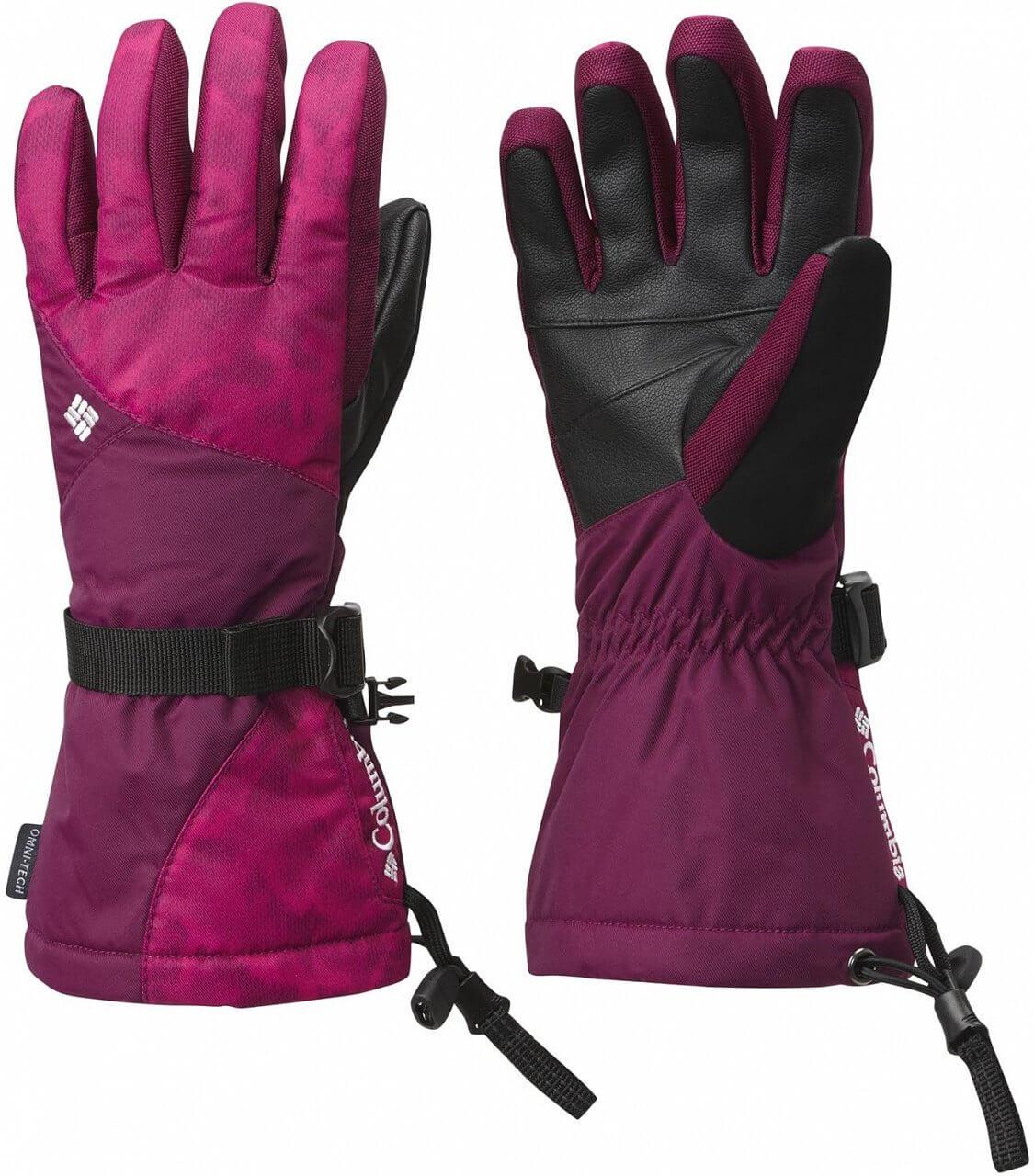 Dámské rukavice Columbia W Whirlibird Glove