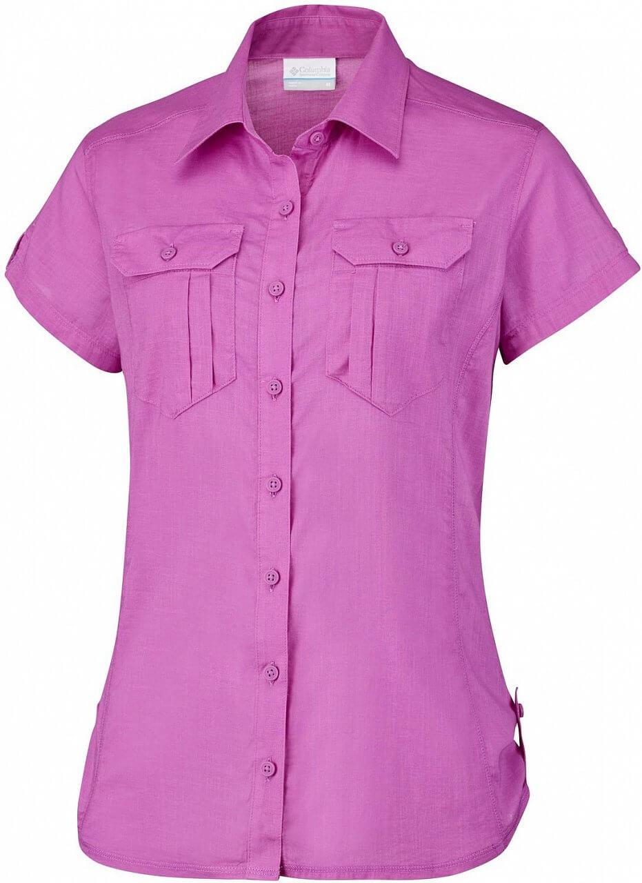 Dámská košile Columbia Camp Henry Solid Short Sleeve Shirt