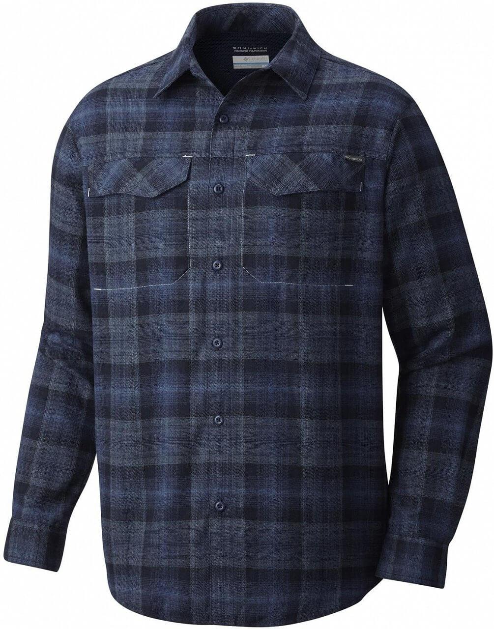 Pánská košile Columbia Silver Ridge Flannel Long Sleeve Shirt
