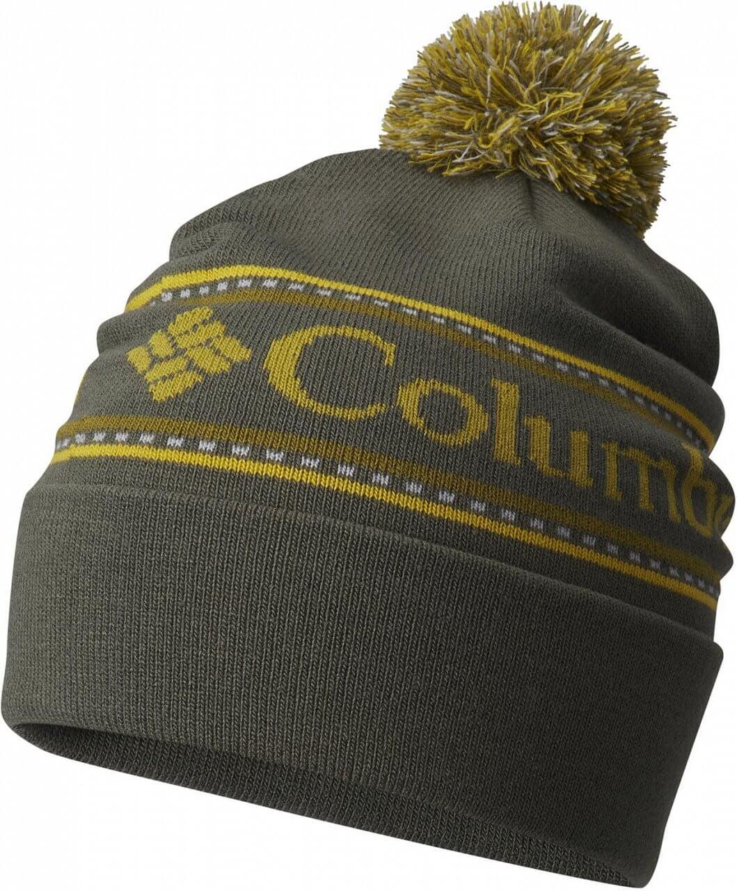 Dámská čepice Columbia CSC Logo Beanie