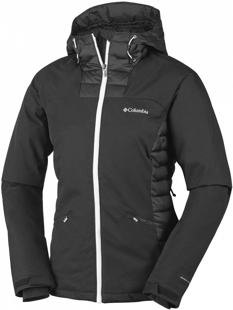 Dámská bunda Columbia Salcantay Hooded Jacket