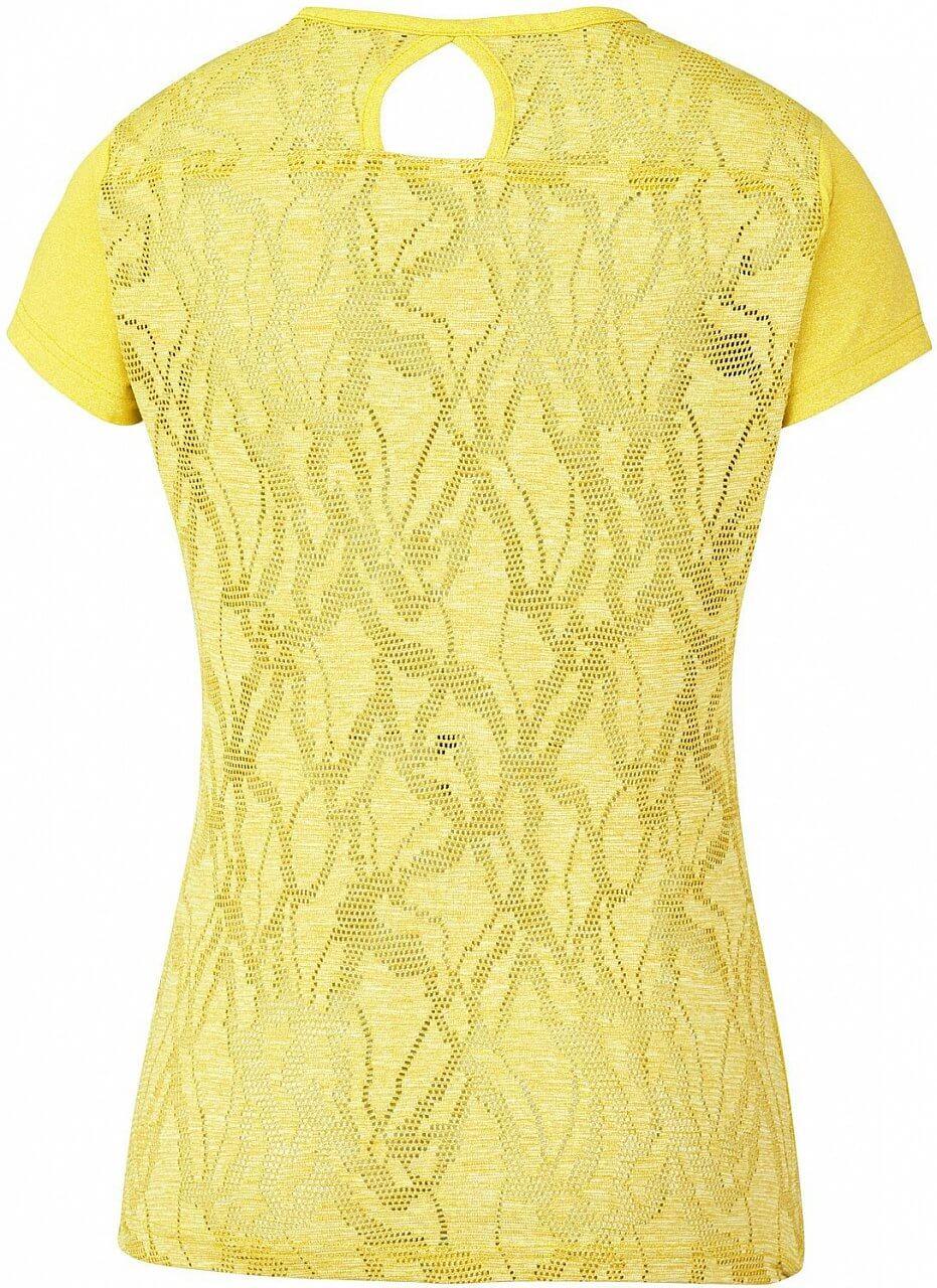 Dámské tričko Columbia Peak to Point Novelty SS Shirt