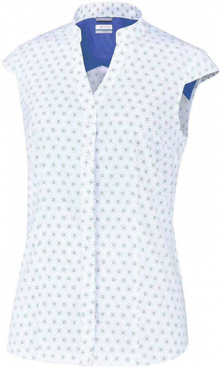 Dámské tričko Columbia Saturday Trail Cap Sleeve Shirt