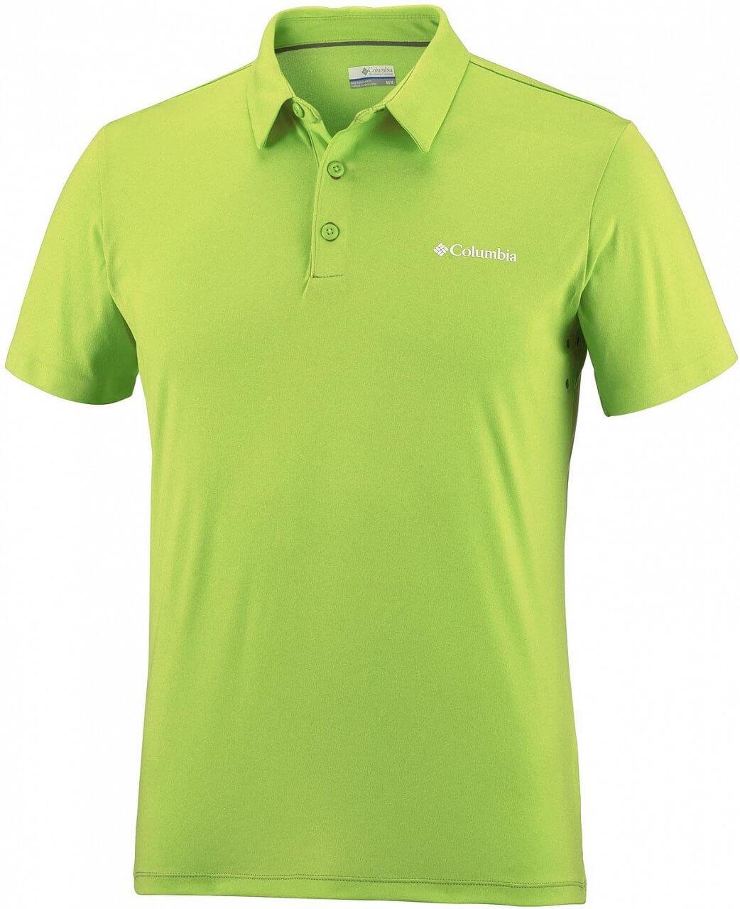 Pánské tričko Columbia Triple Canyon Tech Polo