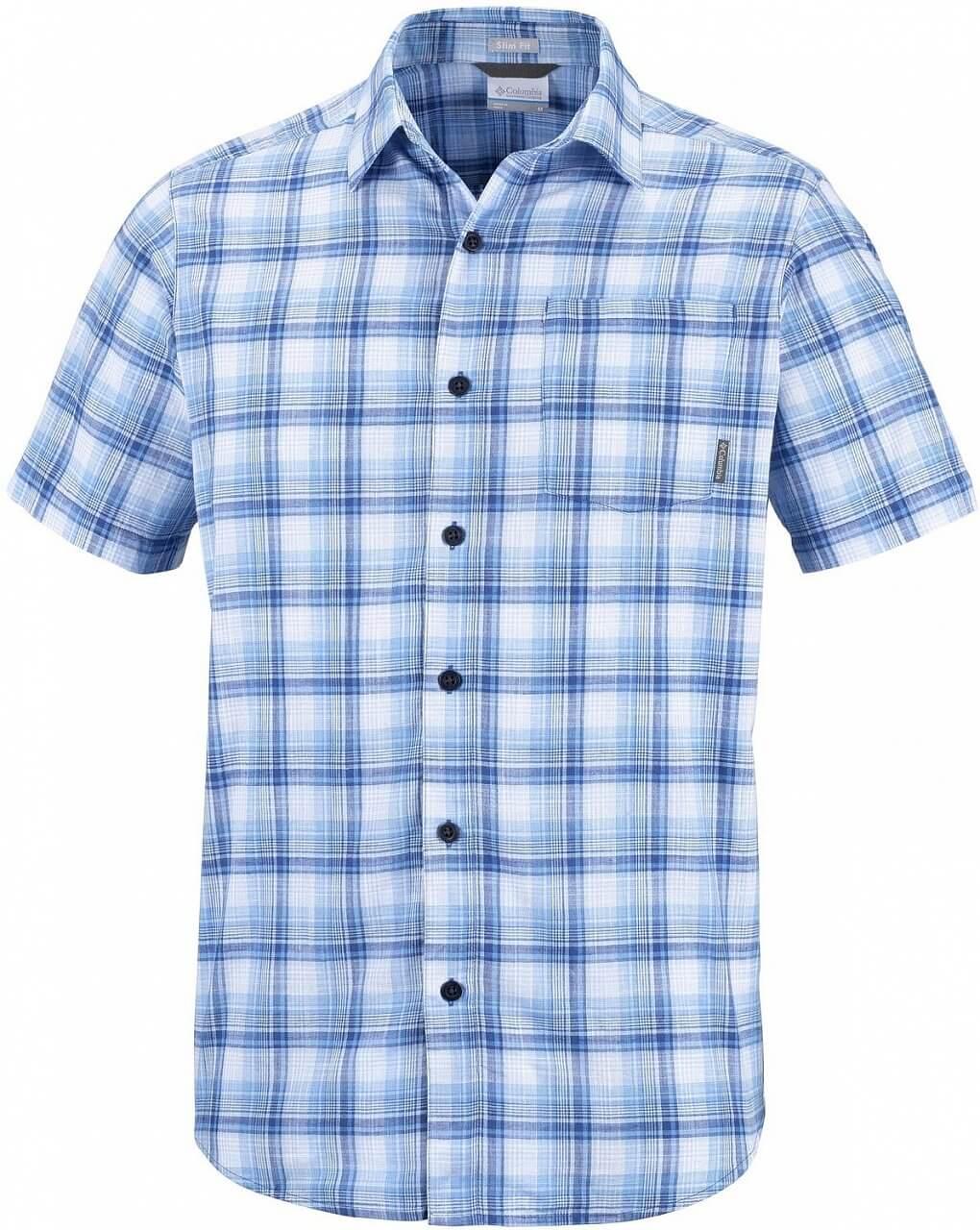 Pánská košile Columbia Under Exposure YD Short Sleeve Shirt
