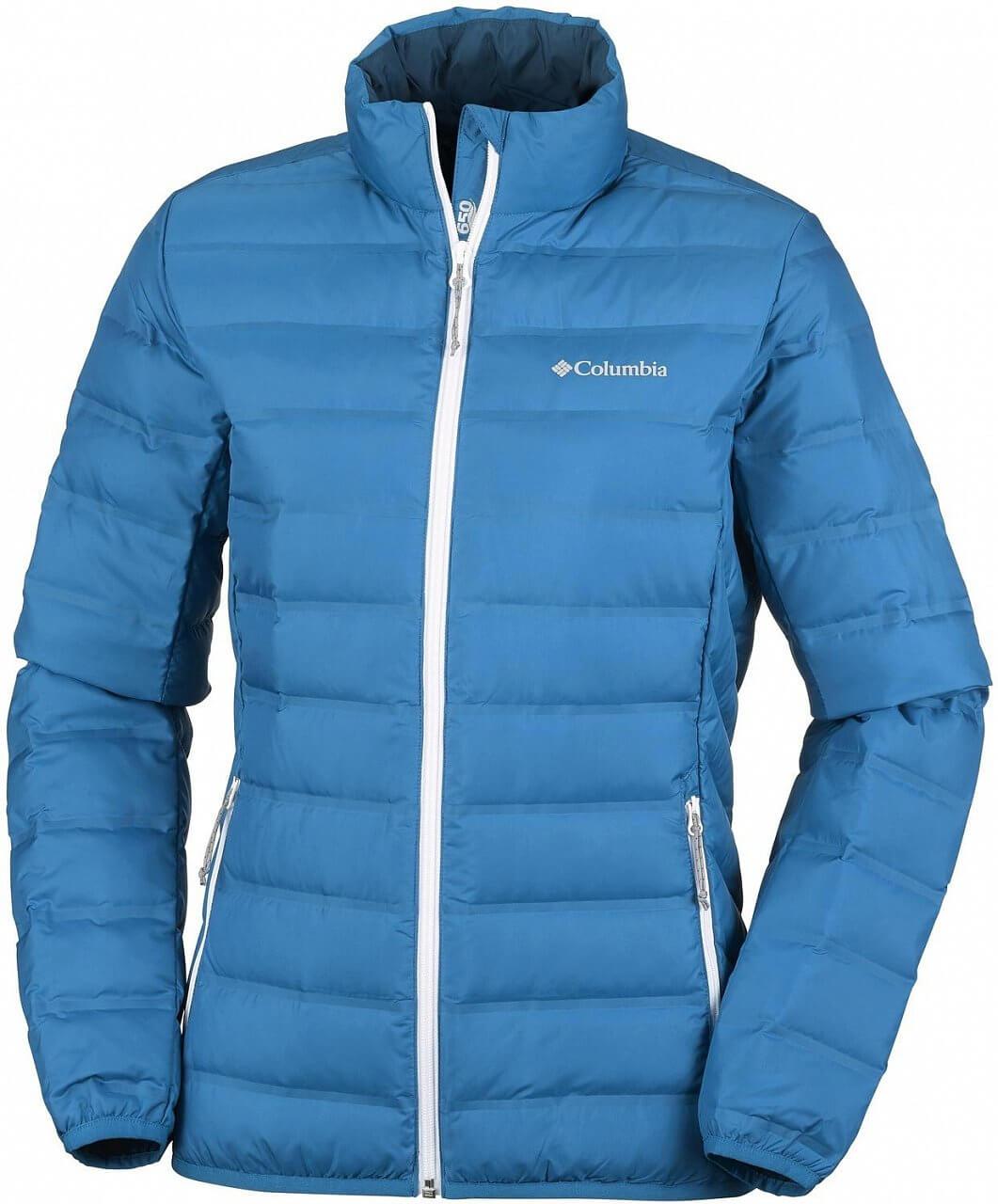 Dámská péřová bunda Columbia Lake 22 Jacket