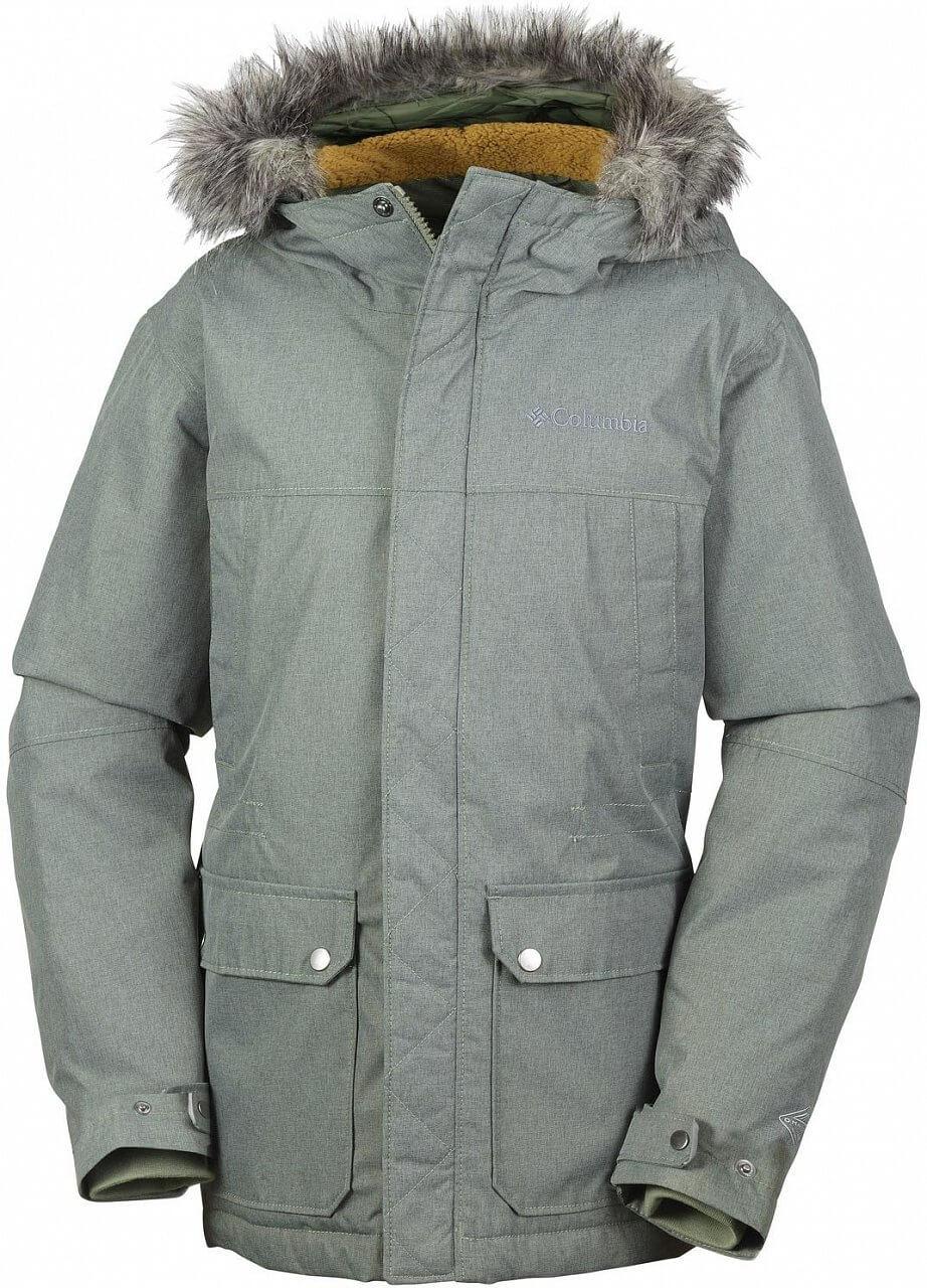 Dětská bunda Columbia Snowfield Jacket