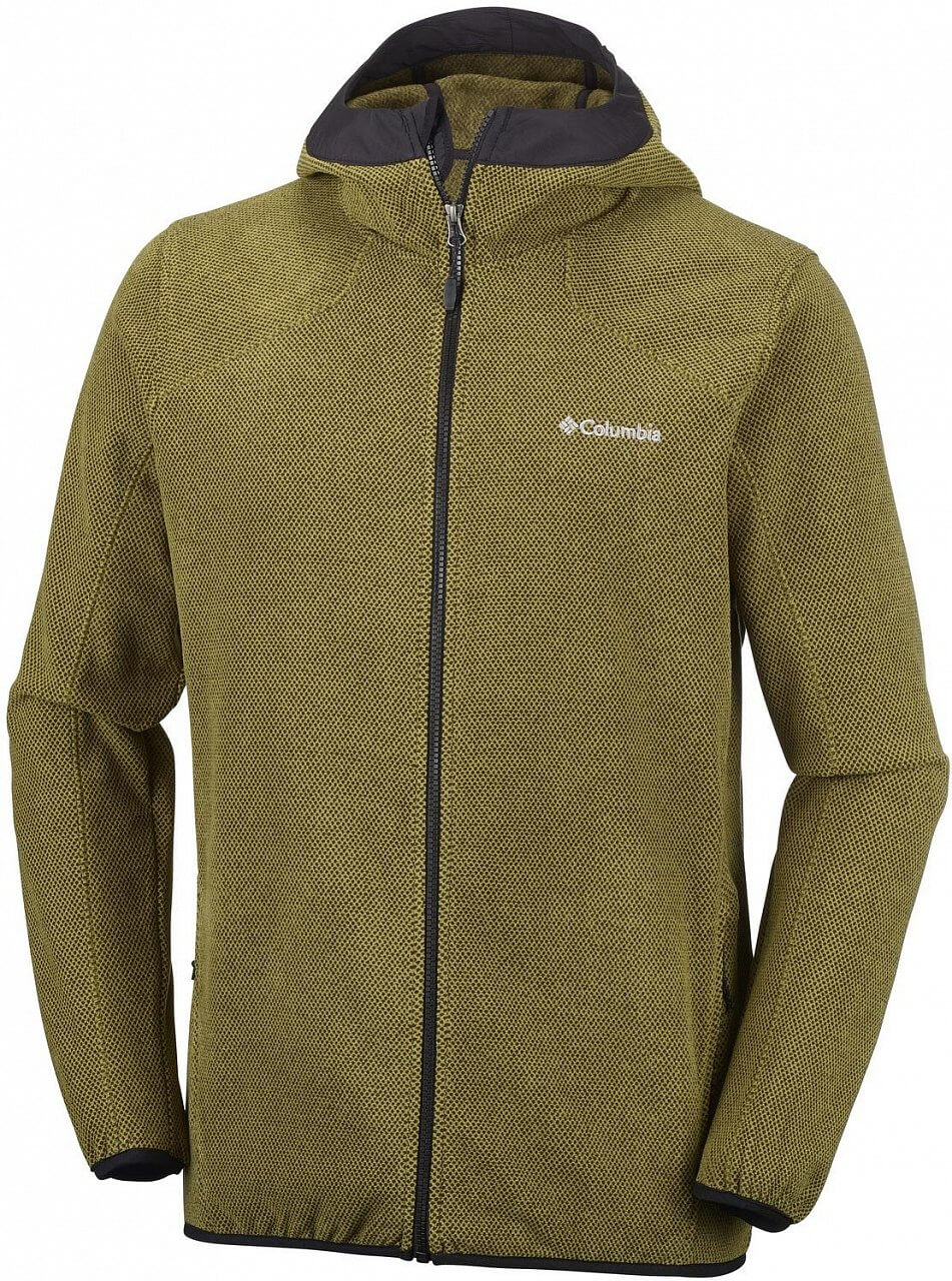 Pánská mikina Columbia Tough Hiker Hooded Fleece