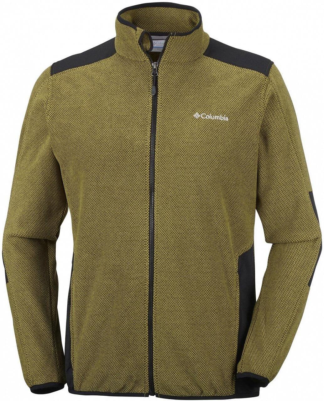 Pánská mikina Columbia Tough Hiker Full Zip Fleece