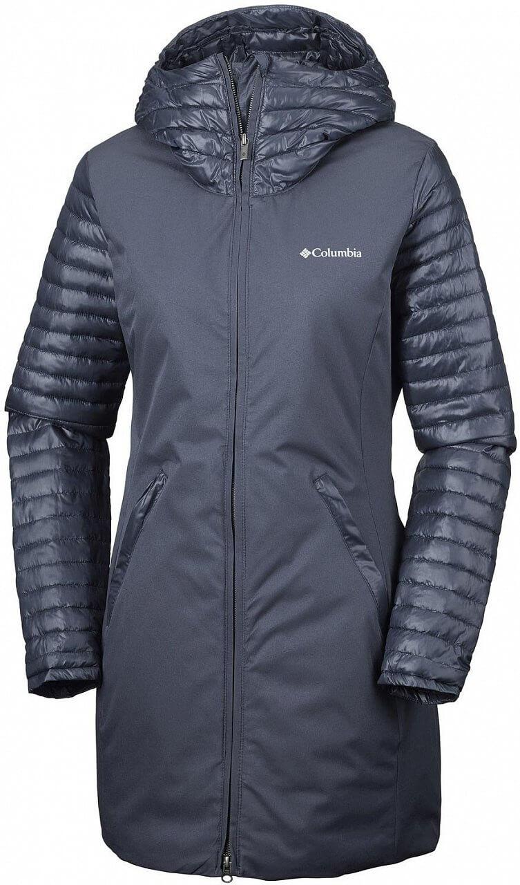Dámská bunda Columbia Salcantay Casual Mid Jacket