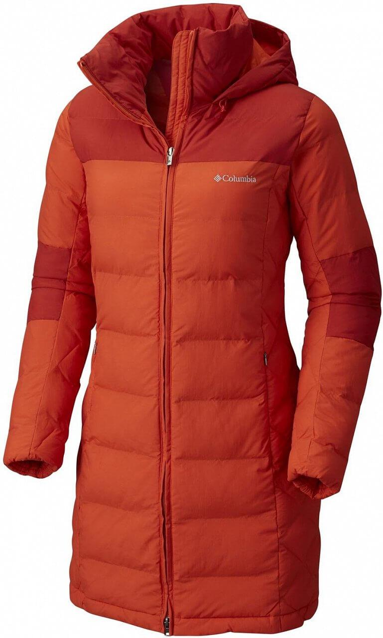 Dámský kabátek Columbia Cold Fighter Mid Jacket