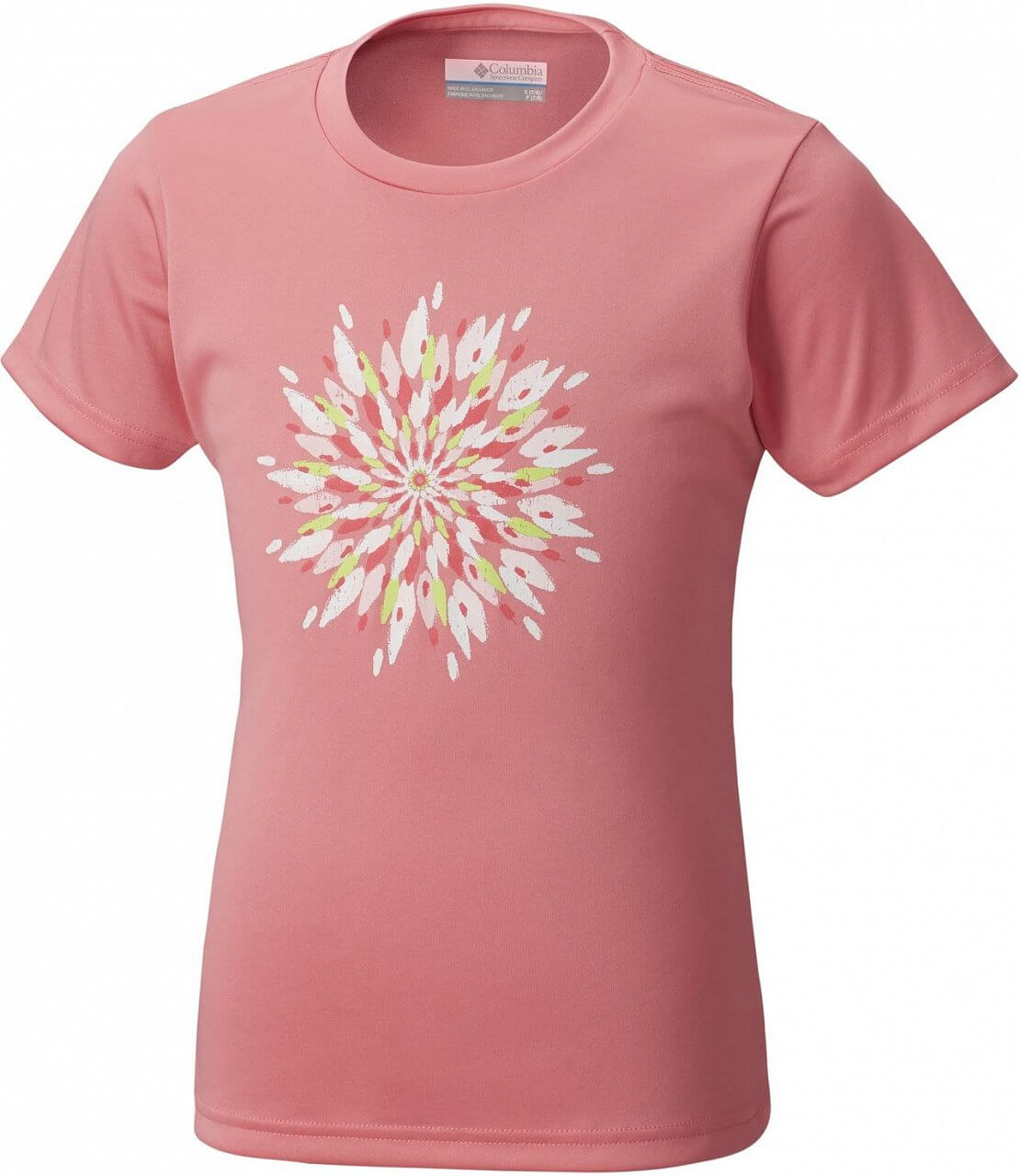 Dětské tričko Columbia Trailtastic Short Sleeve Shirt