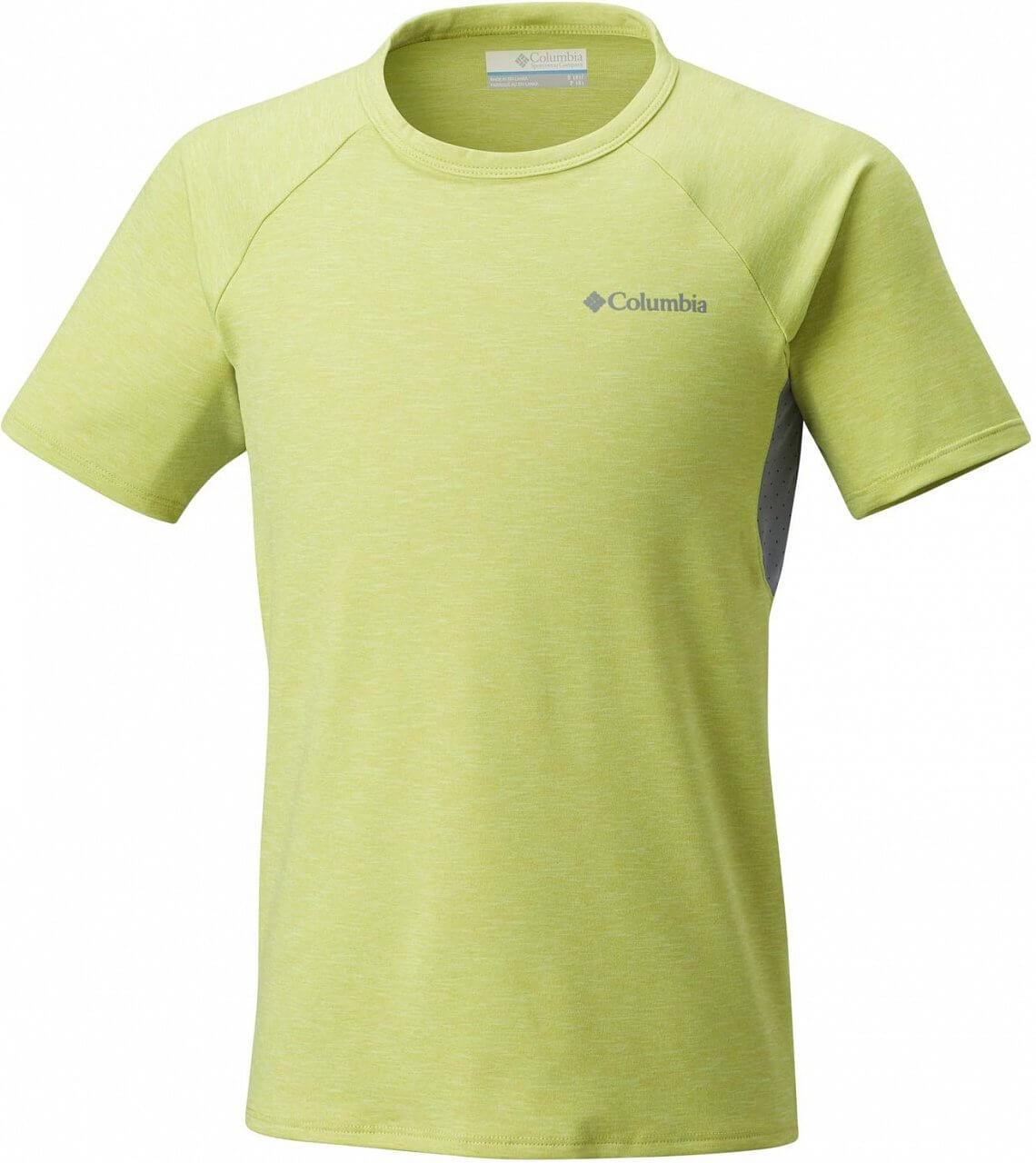 Dětské tričko Columbia Silver Ridge II Short Sleeve Tee