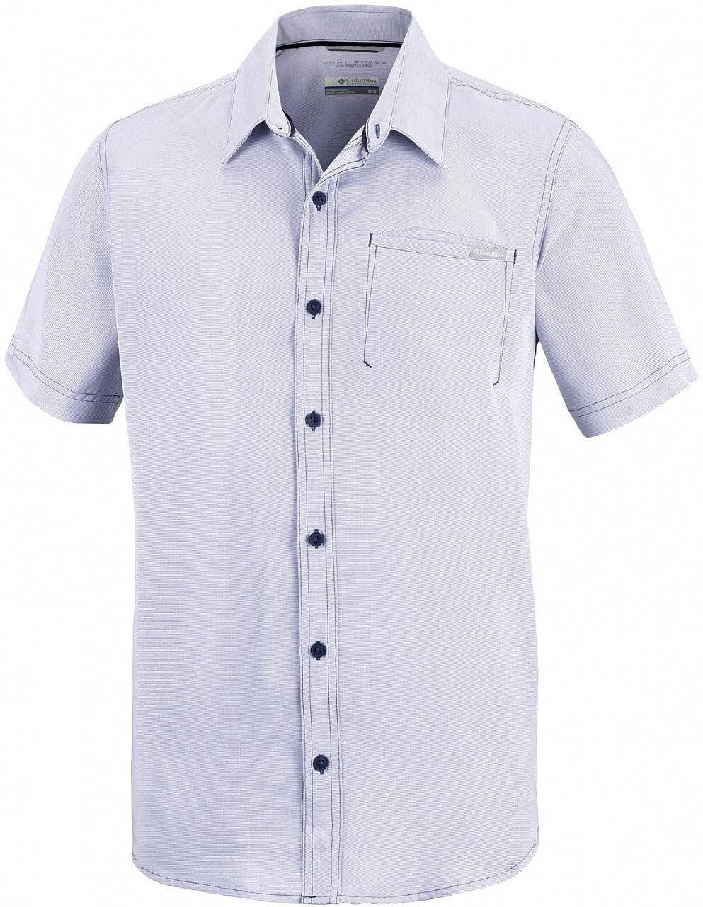 Pánská košile Columbia Nelson Point Short Sleeve Shirt