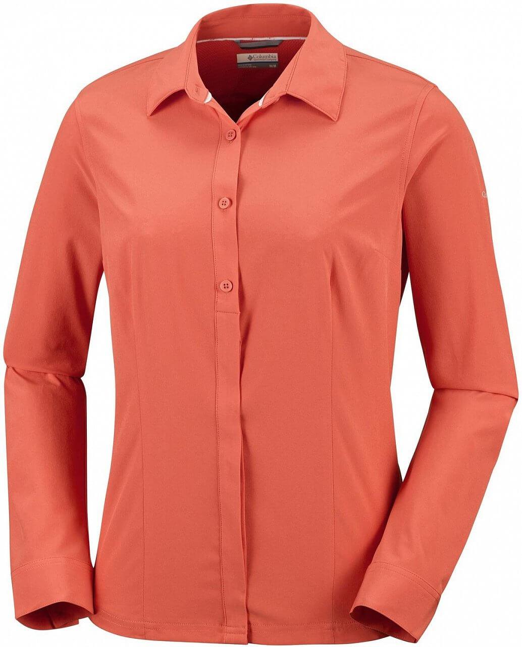 Dámská košile Columbia Saturday Trail Stretch LS Shirt