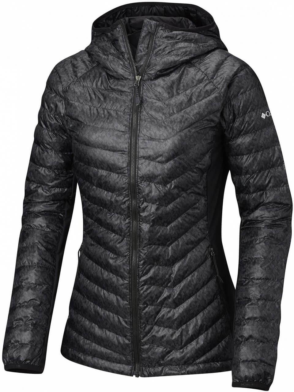 Dámská bunda Columbia Powder Lite Light Hooded Jacket