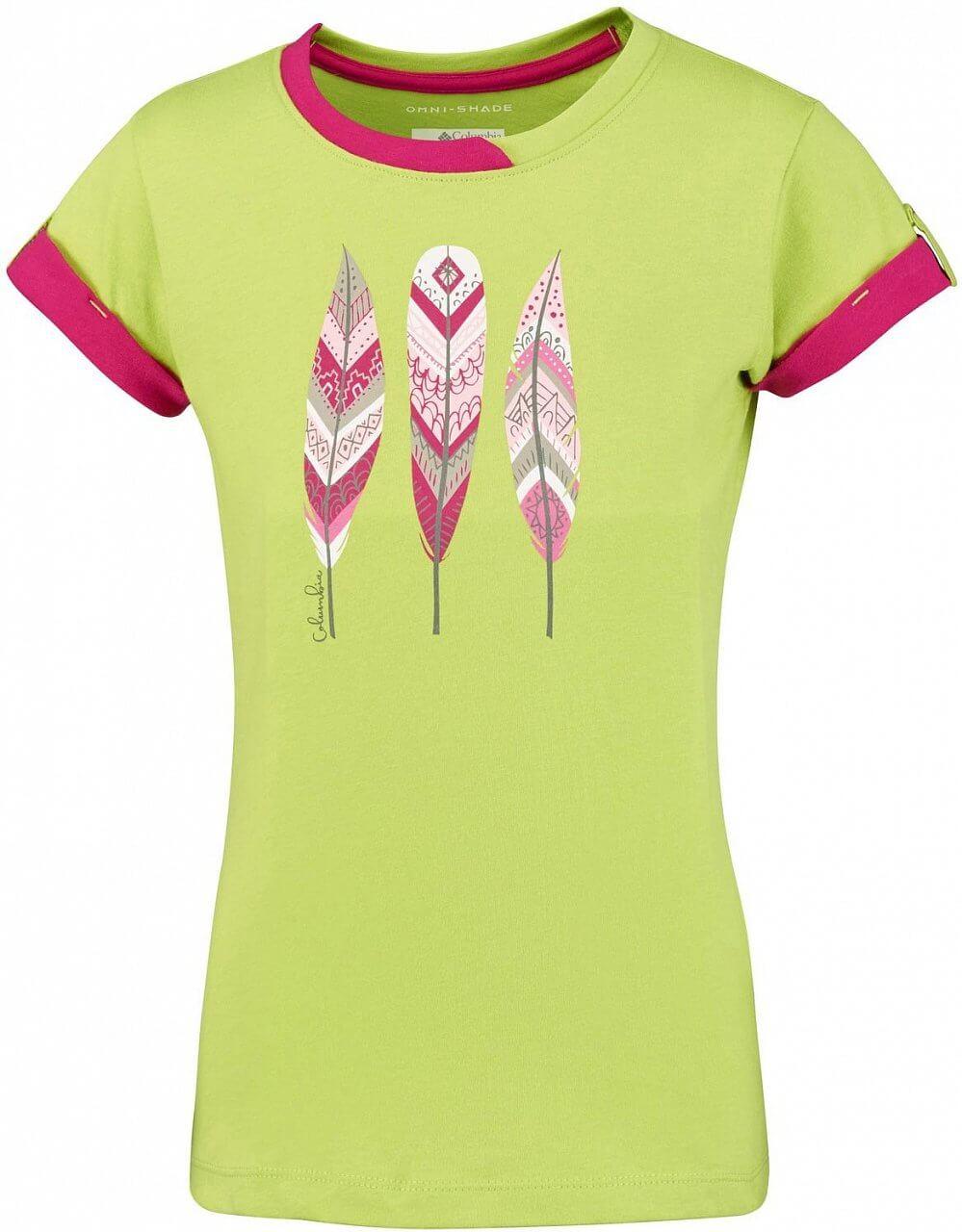 Dětské tričko Columbia Lost Trail Short Sleeve Tee
