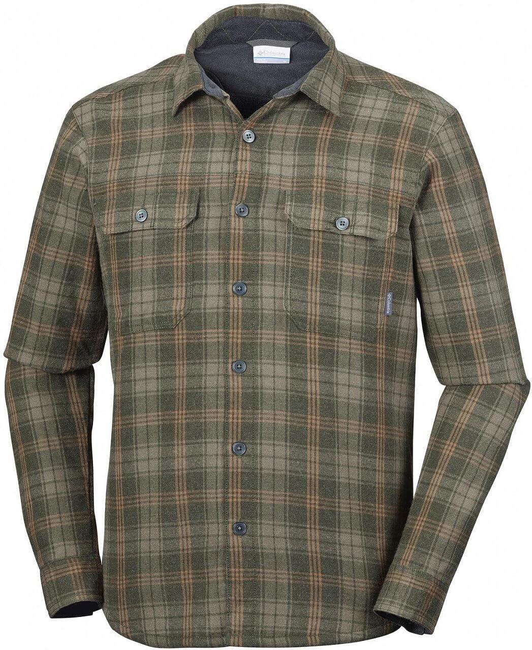 Pánská košile Columbia Windward III Overshirt