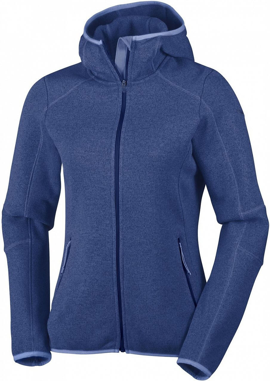 Dámská mikina Columbia Altitude Aspect Hooded Fleece Jacket