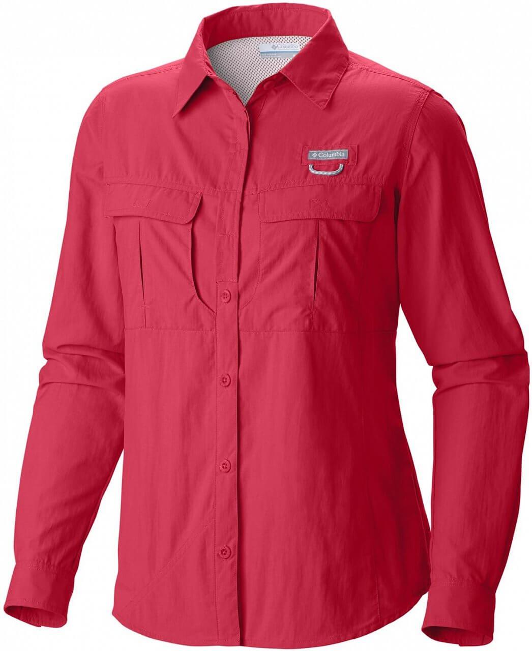 Dámská košile Columbia Cascades Explorer Long Sleeve Shirt