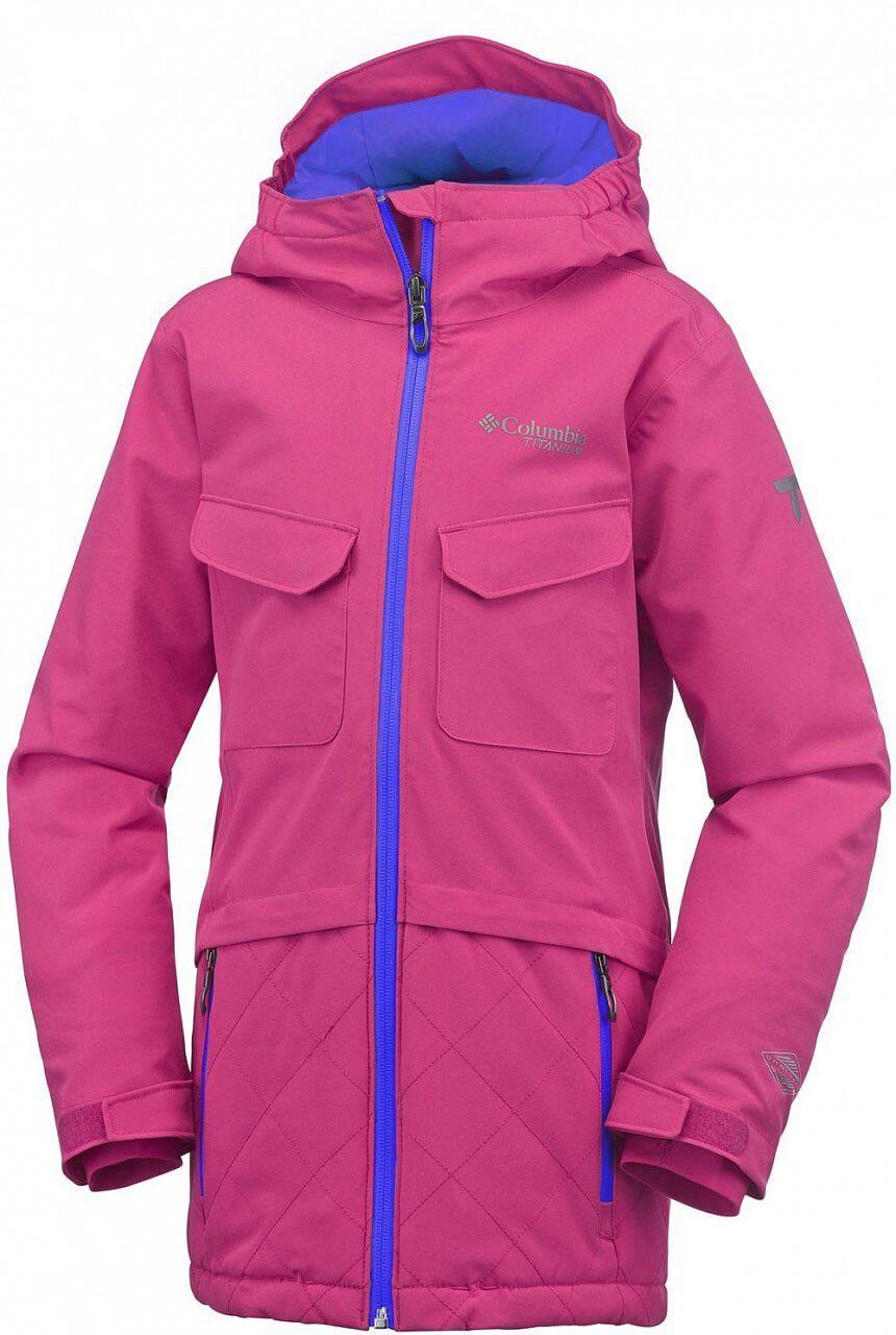 Dětská bunda Columbia EmPOWder Jacket