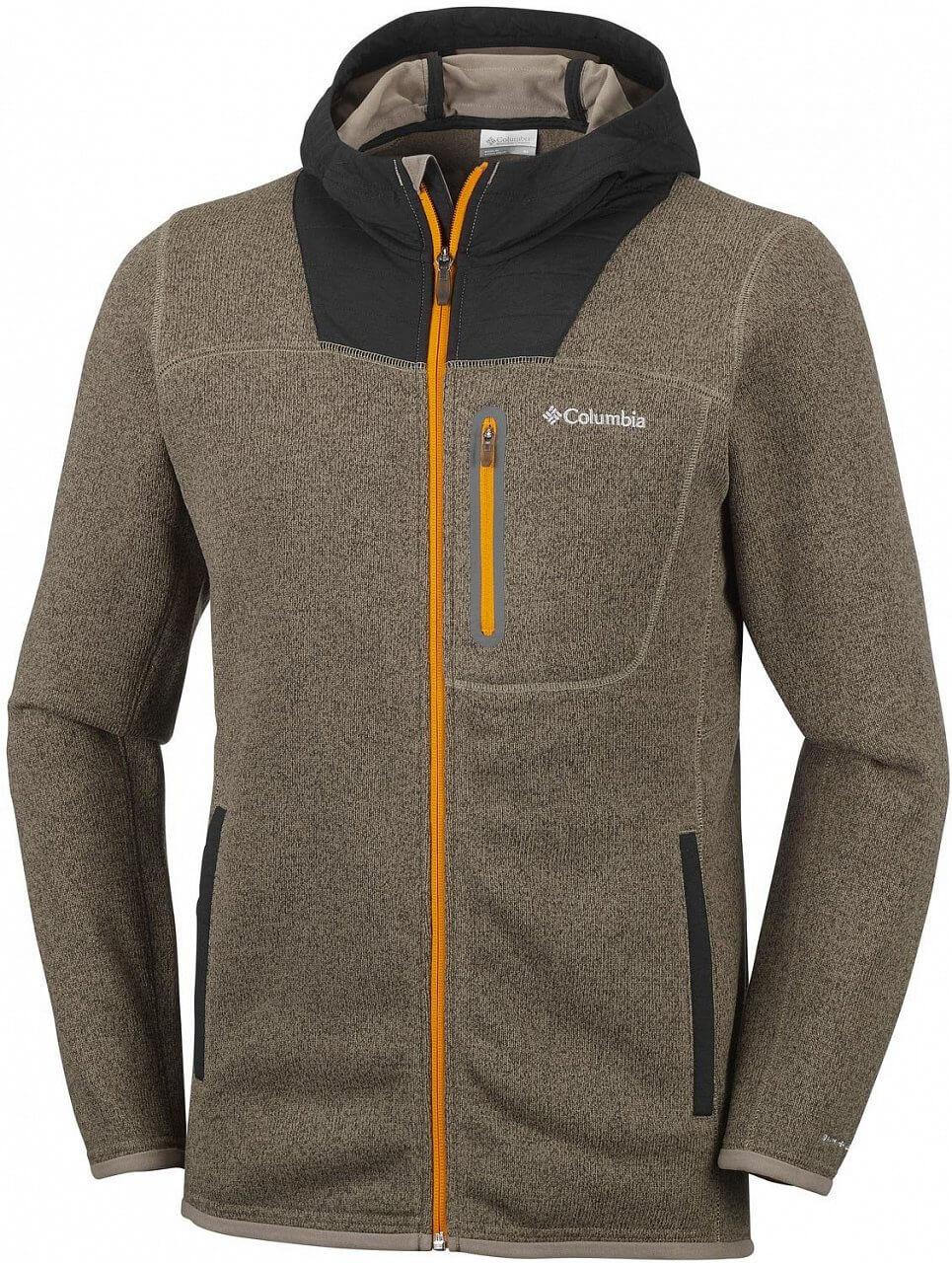 Pánská mikina Columbia Altitude Aspect Full Zip Hoodie