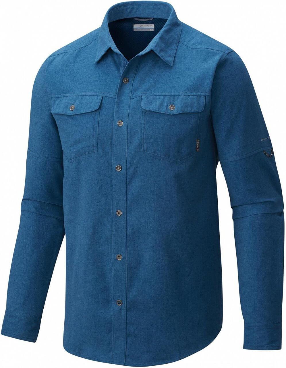 Pánská košile Columbia Pilsner Lodge Long Sleeve Shirt