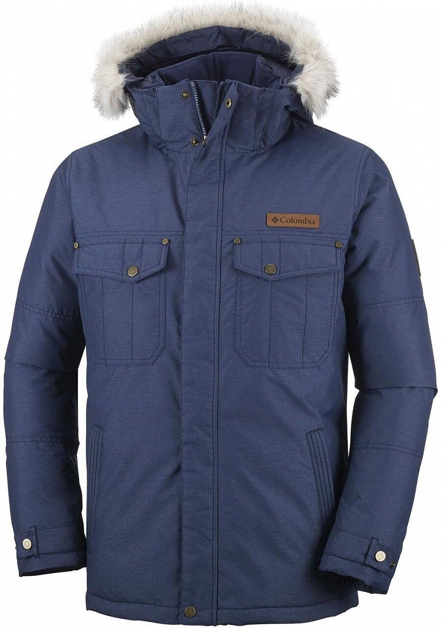 Pánská bunda Columbia Morningstar Mountain Jacket