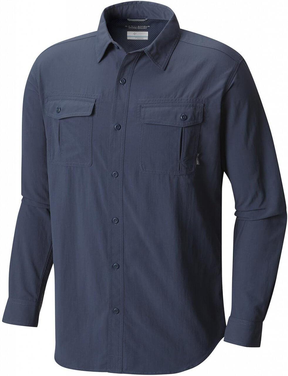 Pánská košile Columbia Twisted Divide Long Sleeve Shirt