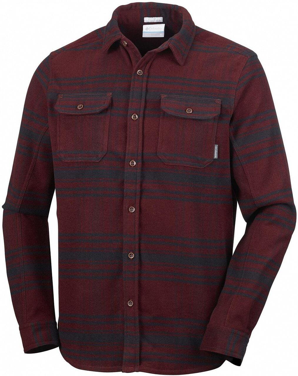 Pánská košile Columbia Deschutes River Heavyweight Flannel