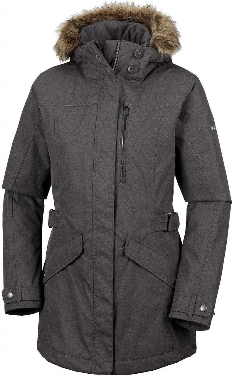 Dámská bunda Columbia Foggy Breaker Jacket