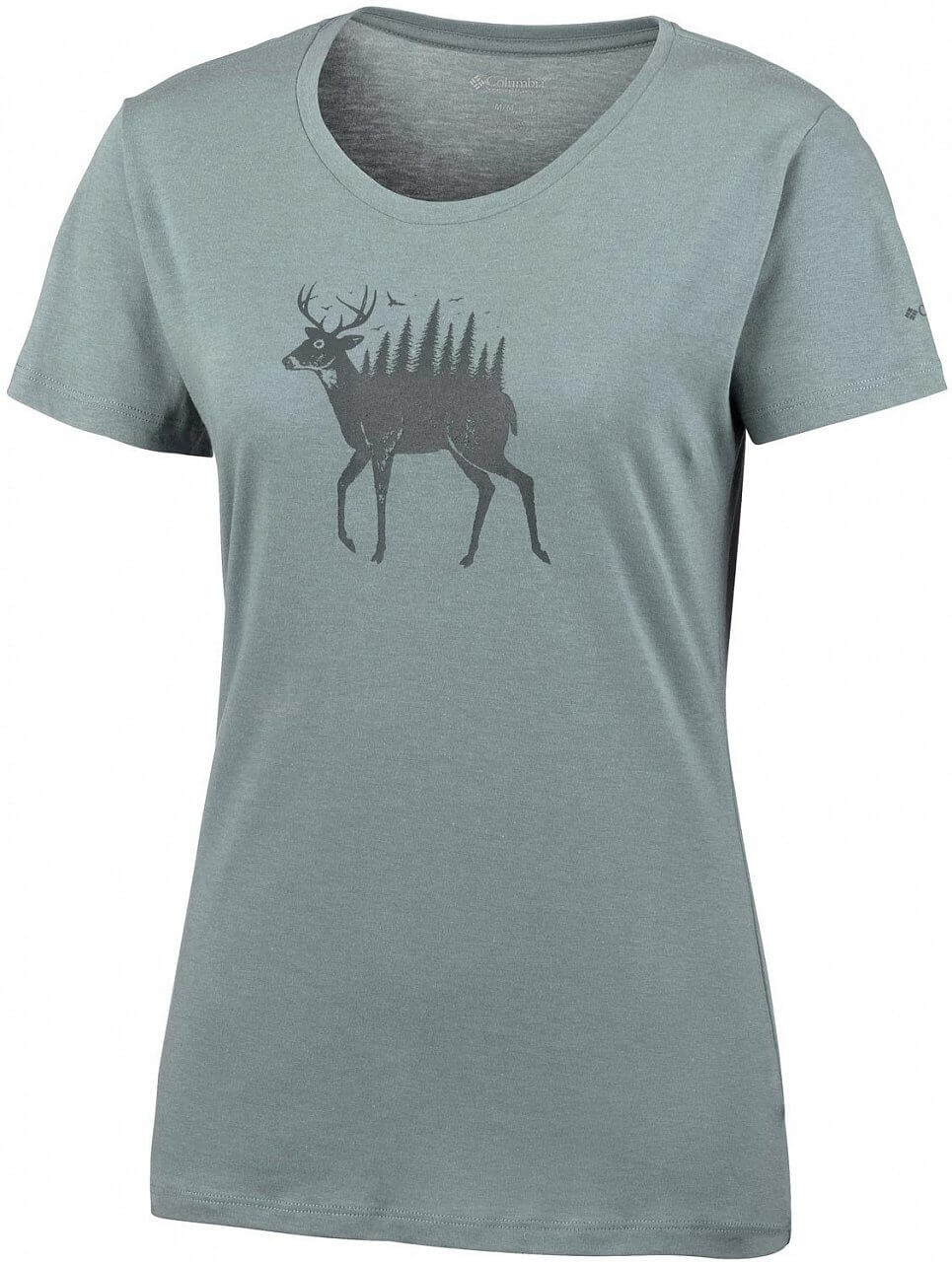 Dámské tričko Columbia Abby Avenue Tee
