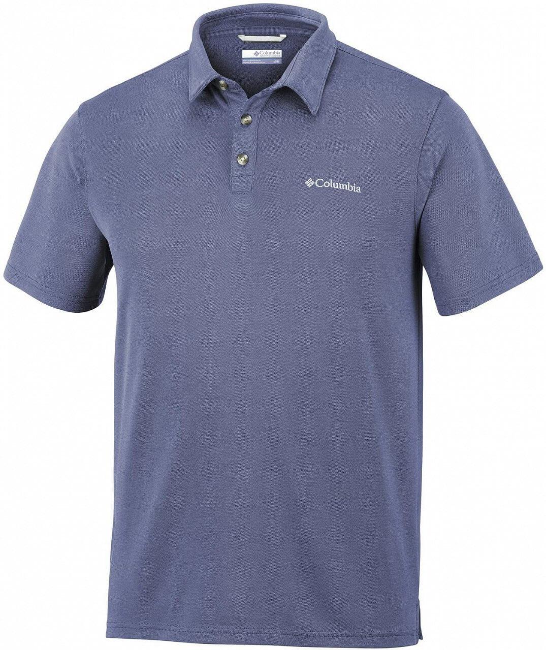 Pánské tričko Columbia Bromines Way Polo