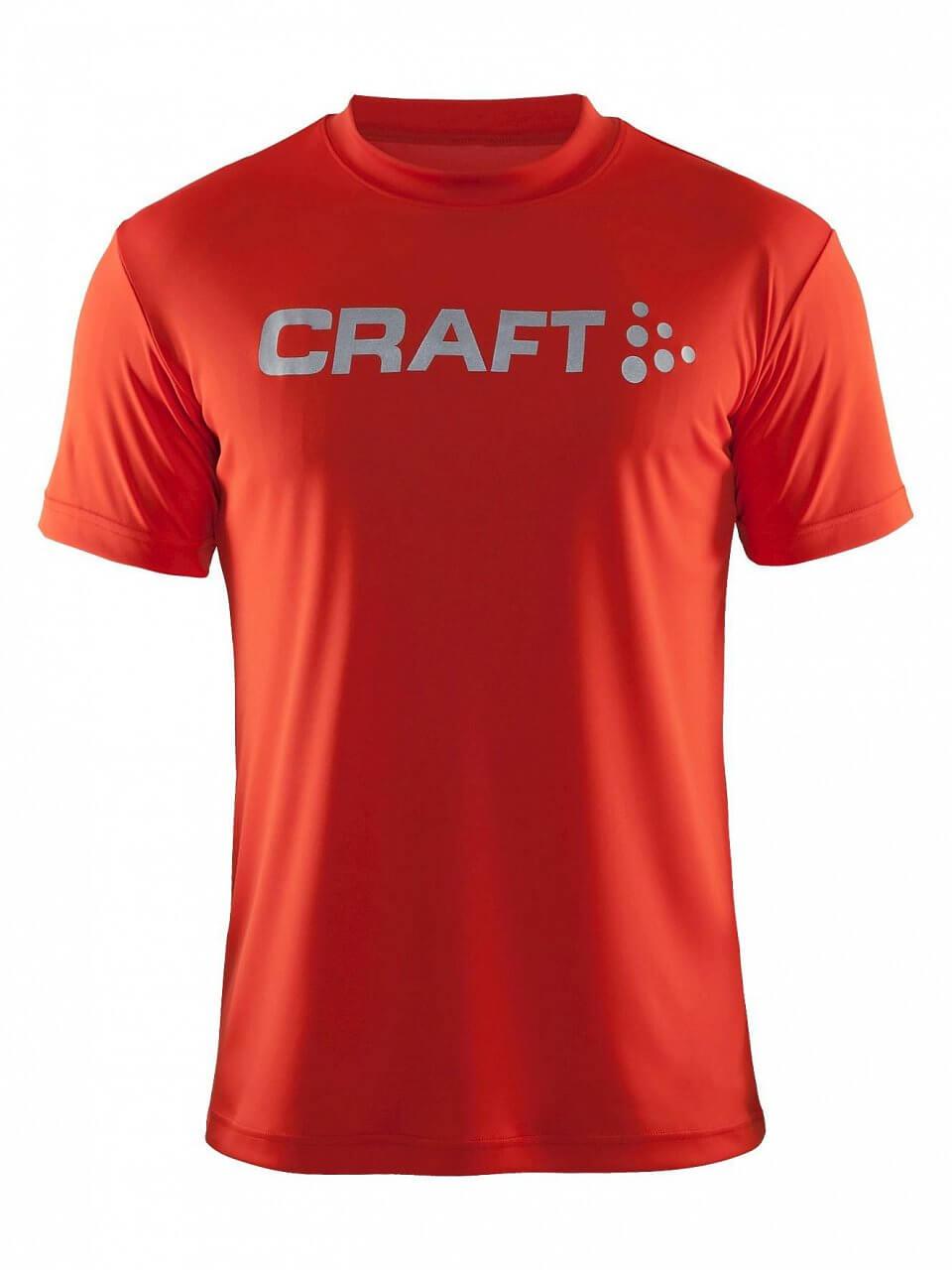 Tílka Craft Triko Prime Logo oranžová
