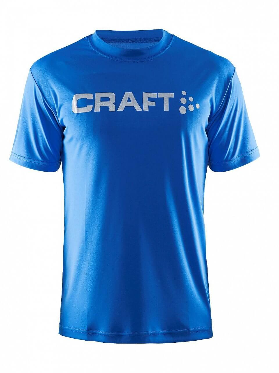 Trička Craft Triko Prime Logo sv.modrá