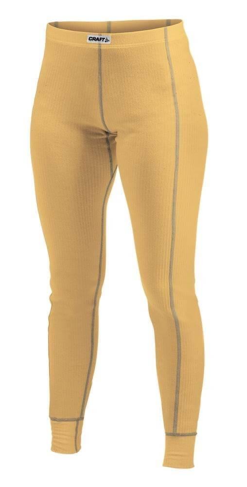 Spodní prádlo Craft W Spodky Active Underpant žlutá
