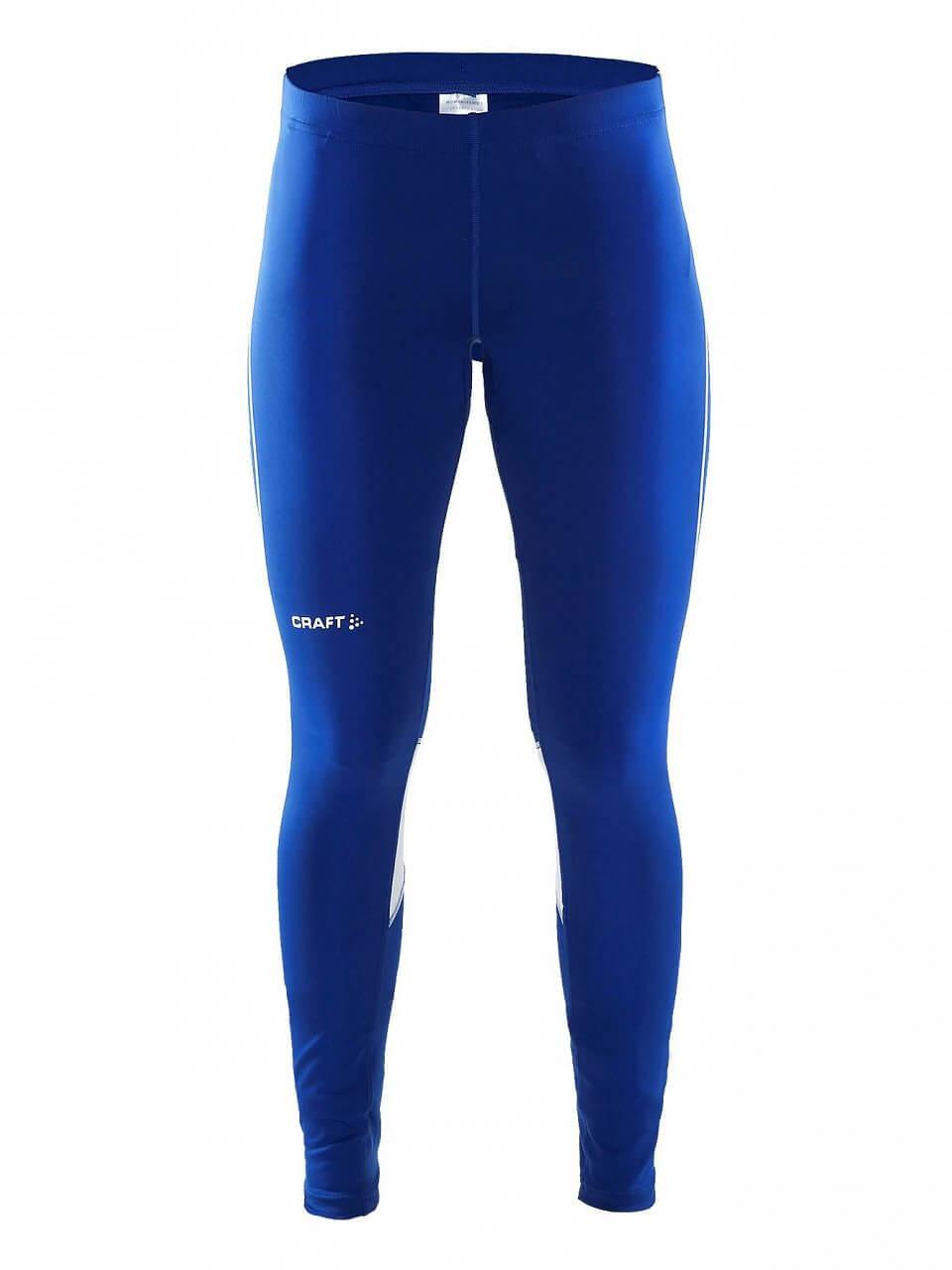 Kalhoty Craft W Kalhoty Club Tights modrá