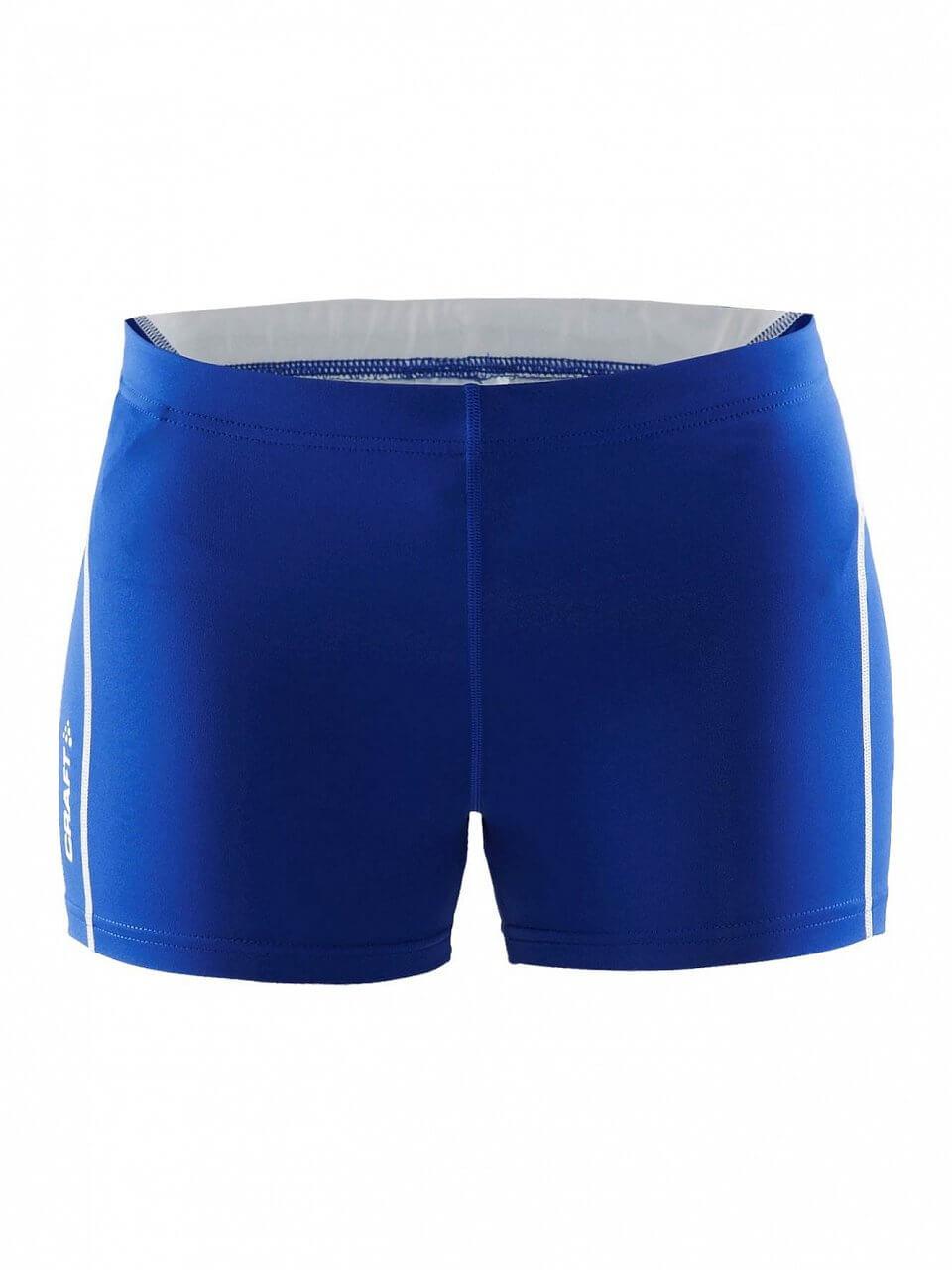 Kraťasy Craft W Kalhoty Club Hot modrá