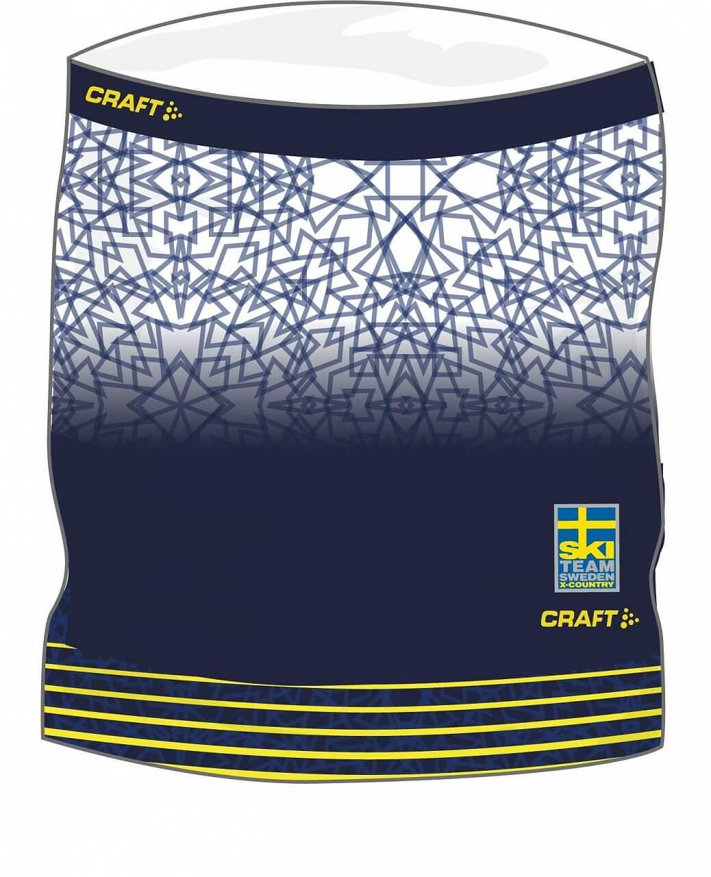 Doplňky Craft Nákrčník Ski Team tmavě modrá
