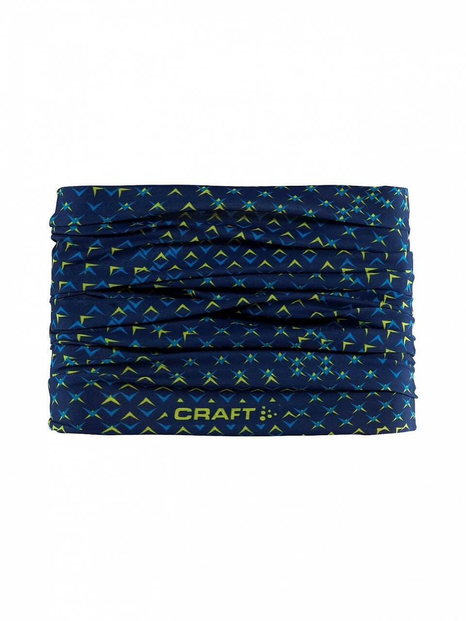 Doplňky Craft Nákrčník Neck Tube tmavě modrá