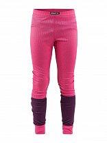 Craft Set Baselayer Junior růžová/fialová