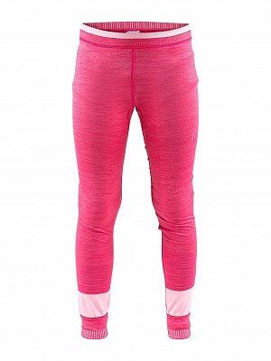 Spodní prádlo Craft Spodky  Fuseknit Comfort Junior růžová